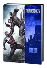 Image: Siege: Thunderbolts HC  - Marvel Comics