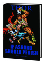Image: Thor: If Asgard Should Perish HC  - Marvel Comics