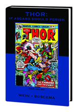 Image: Marvel Premiere Classic Vol. 054: Thor: If Asgard Should Perish HC  - Marvel Comics