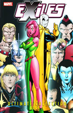 Image: Exiles: Ultimate Collection Book 05 SC  - Marvel Comics