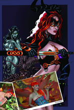 Image: Tarot: Witch of the Black Rose #56 (Signed Double Deluxe Edition) - Broadsword Comics