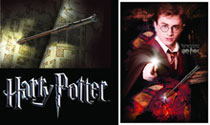 Image: Harry Potter: Harry Potters Illuminating Wand  -