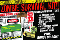 Image: Zombie Outbreak Survival Kit  -