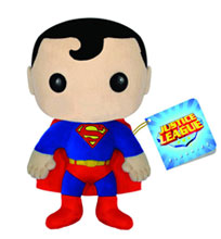 Image: Justice League Plush: Superman  -