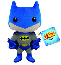 Image: DC Plush: Batman  (7-inch) -