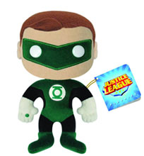 Image: Justice League Plush: Green Lantern  -