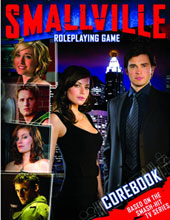 Image: Smallville Corebook RPG HC  - Margaret Weis Productions, Ltd