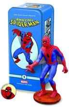 Image: Classic Marvel Characters Statue #1: Spider-Man  - Dark Horse