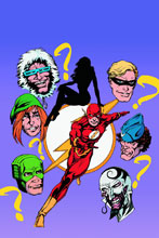 Image: DC Retroactive: The Flash - The '80s #1 - DC Comics