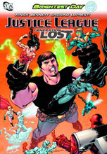 Image: Justice League: Generation Lost Vol. 02 HC  - DC Comics