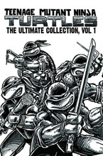 Image: Teenage Mutant Ninja Turtles Ultimate Collection Vol. 01 HC  - IDW Publishing