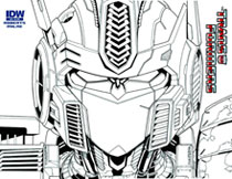 Image: Transformers Ongoing #23 (10-copy variant cover) (v10)
