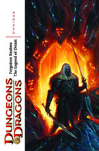 Image: Dungeons & Dragons: Forgotten Realms: Legend of Drizzt Omnibus Vol. 01 SC  - IDW Publishing