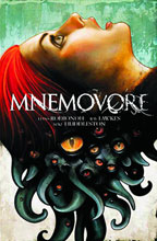Image: Mnemovore HC  (IDW) - IDW Publishing