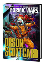 Image: Ender's Game: Formic Wars - Burning Earth HC  - Marvel Comics