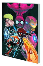 Image: Avengers Academy: Arcade - Death Game SC  - Marvel Comics