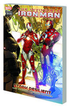 Image: Invincible Iron Man Vol. 06: Stark Resilient Book 2 SC  - Marvel Comics