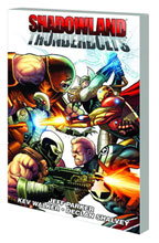 Image: Shadowland: Thunderbolts SC  - Marvel Comics