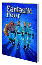 Image: Fantastic Four by Waid & Wieringo Ultimate Collection Book 02 SC  - Marvel Comics