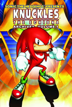 Image: Knuckles Archives Vol. 01 SC  - Archie Comic Publications