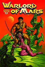 Image: Warlord of Mars #11 - D. E./Dynamite Entertainment