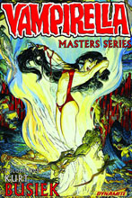 Image: Vampirella Masters Series Vol. 05: Kurt Busiek SC  - D. E./Dynamite Entertainment