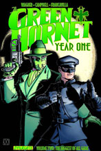 Image: Green Hornet Year One Vol. 02: Biggest of All Game SC  - D. E./Dynamite Entertainment