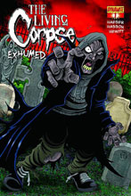 Image: Living Corpse: Exhumed #1 - D. E./Dynamite Entertainment