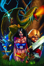 Image: Grimm Fairy Tales Vol. 10 SC  - Zenescope Entertainment Inc
