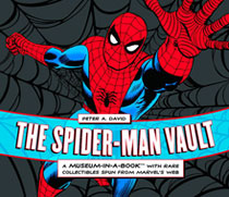 Image: Spiderman Vault  -