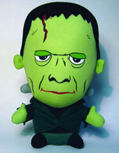 Image: Universal Monsters Super Deformed Plush: Frankenstein  -