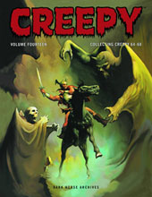 Image: Creepy Archives Vol. 14 HC  - Dark Horse Comics