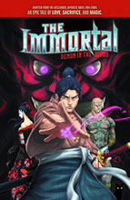 Image: Immortal: Demon in the Blood SC  - Dark Horse Comics