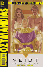 Image: Before Watchmen: Ozymandias #2 (variant cover) (v25) - DC Comics