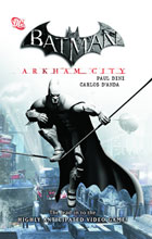 Image: Batman Arkham City SC  - DC Comics
