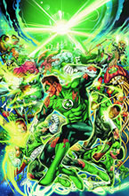 Image: Green Lantern: War of the Green Lanterns SC  - DC Comics