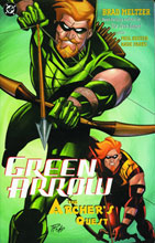 Image: Green Arrow: Archer's Quest SC  (new edition) - DC Comics