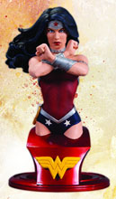 Image: DC Comics Super Heroes Bust: Wonder Woman  (New 52) - DC Direct