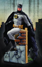 Image: Batman 1/4 Scale Museum Quality Statue  (version 2) - DC Direct