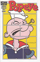 Image: Popeye #4 (10-copy incentive cover) (v10)