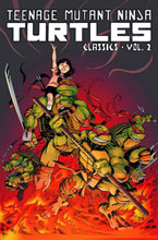 Image: Teenage Mutant Ninja Turtles Classics Vol. 02 SC  - IDW Publishing