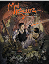 Image: Michael Wm. Kaluta Sketchbook Series Vol. 02 SC  - IDW Publishing