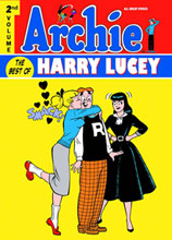 Image: Archie: Best of Harry Lucey Vol. 02 HC  - IDW Publishing