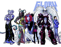 Image: Glory Vol. 01: The Once & Future Destroyer SC  - Image Comics