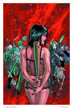 Image: Hack Slash Vol. 01: First Cut SC  (new printing)