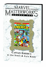 Image: Marvel Masterworks Vol. 043: Golden Age Captain America Vol. 01 SC  - Marvel Comics