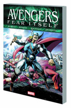 Image: Fear Itself: Avengers SC  - Marvel Comics
