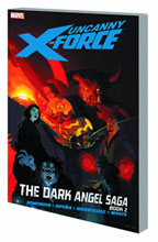 Image: Uncanny X-Force Vol. 04: Dark Angel Saga Book 2 SC