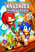 Image: Knuckles the Echidna Archives Vol. 03 SC  - Archie Comic Publications