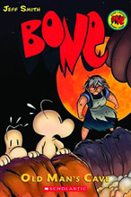 Image: Bone Color Edition Vol. 06: Old Mans Cave SC  - Cartoon Books